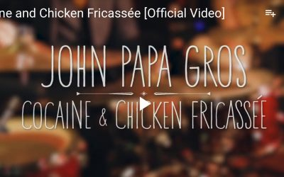 Announcing the Official Video for Cocaine and Chicken Fricassée