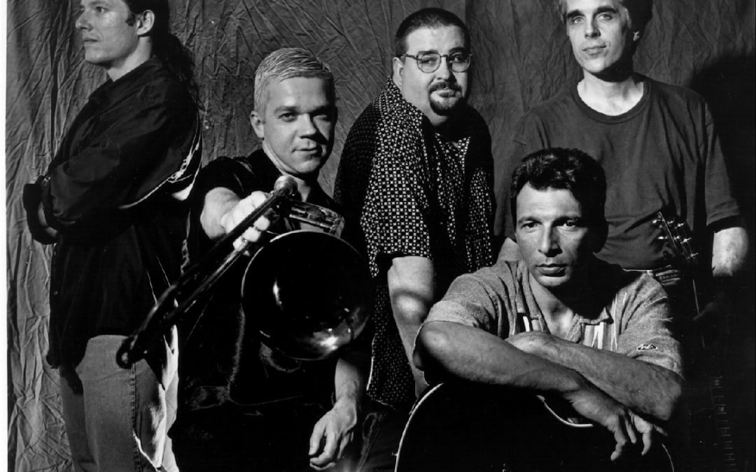 Mark Mullins, John Gros reunite trombone-powered rock band MuleBone